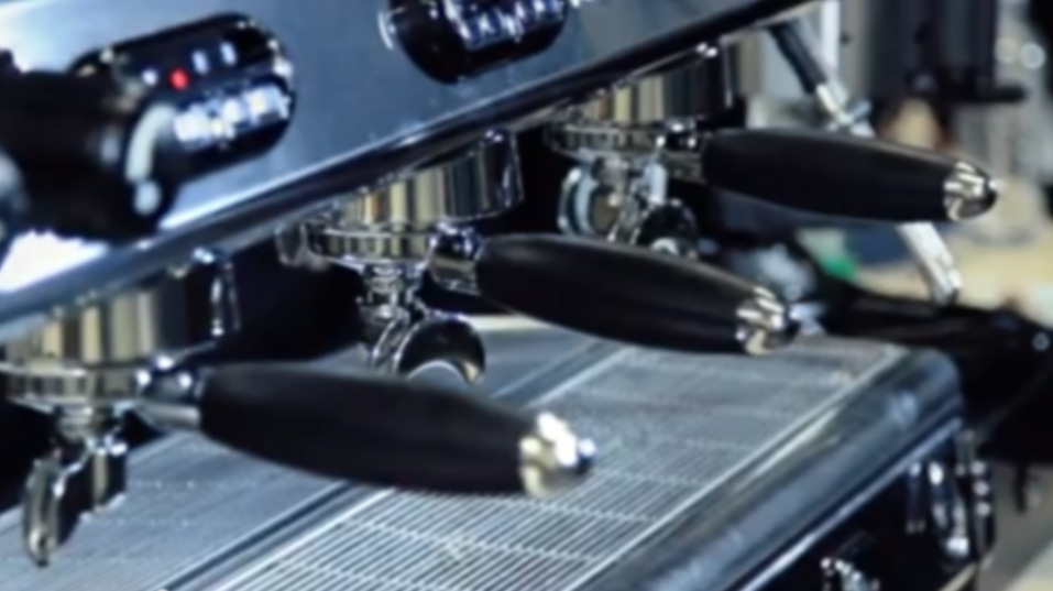 La Spaziale coffee machines: the S8-S9 series